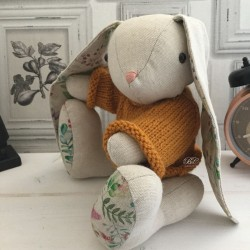 Lapin de collection en...